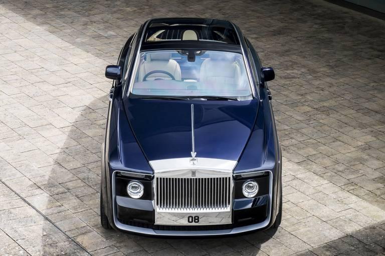 Conheça os carros mais caros dos últimos cinco anos