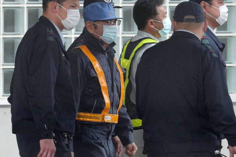 Ghosn deixar prisão disfarçado de operário foi 'amador', diz advogado