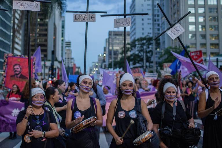 Dia Internacional da Mulher é marcado por manifestações pelo país