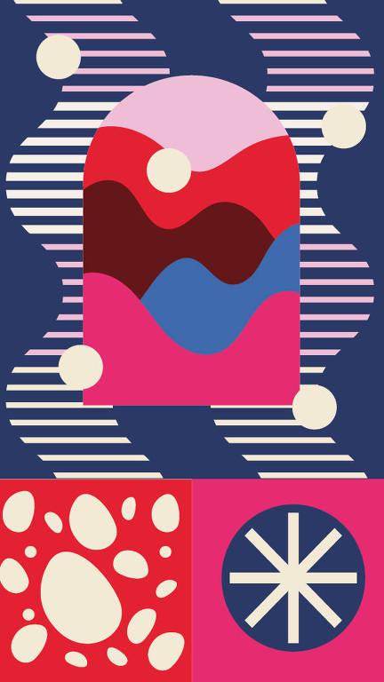 ILUSTRÍSSIMA - Ilustra de Niege Borges para a Ilustríssima de 10.03