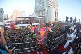 Pagode baiano ultrapassa Ivete e domina Carnaval em Salvador