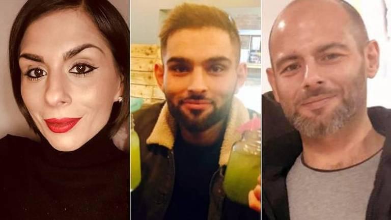 Sophia, Omar e Tahir optaram por retirar o estômago ao descobrir que tinham um gene cancerígeno