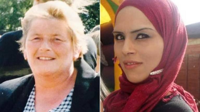 Pearl Khan, mãe deles, e Yasmin Khan, irmã, morreram de câncer no estômago