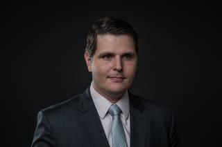 O deputado estadual Cauê Macris (PSDB)