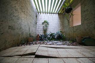 Maceió - Rachaduras no Pinheiro