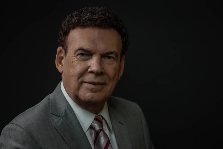 O deputado estadual Campos Machado (PTB), que iniciará seu oitavo mandato no Legislativo paulista