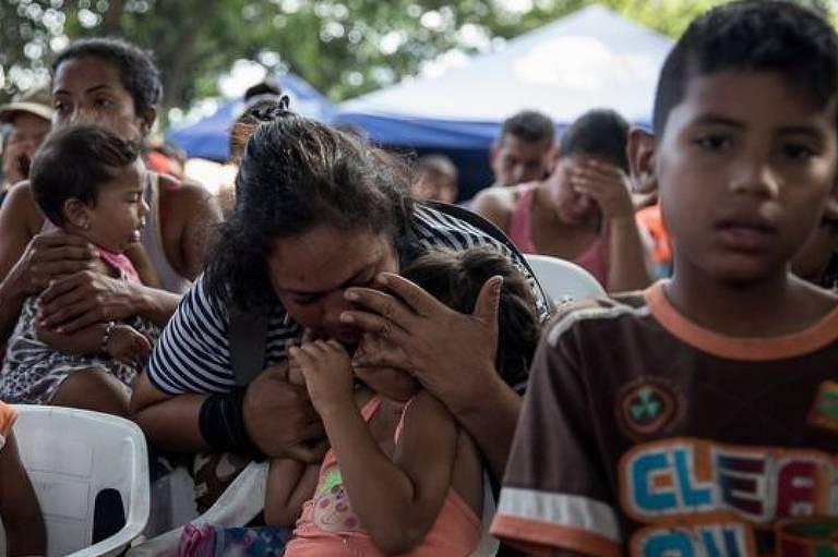 """Angela diz que chavismo """"perdeu emoção"""" e que chavistas lamentam se identificar assim"""