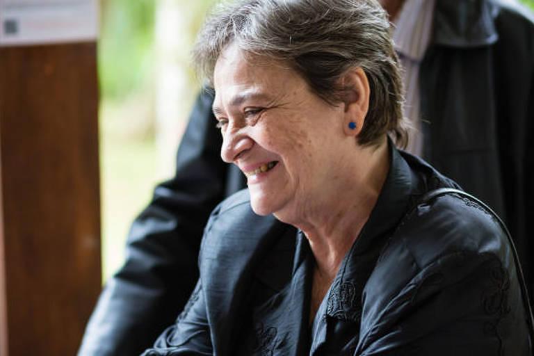 Maria da Graça Soares Mascarenhas, gerente de comunicação da Fapesp desde 2002