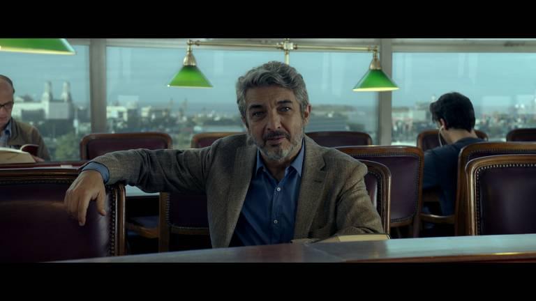 Cenas do filme 'Um Amor Inesperado', com Ricardo Darín e Mercedes Morán