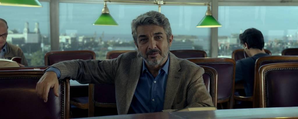 Ricardo Darín em cena de 'Um Amor Inesperado', de Juan Vera