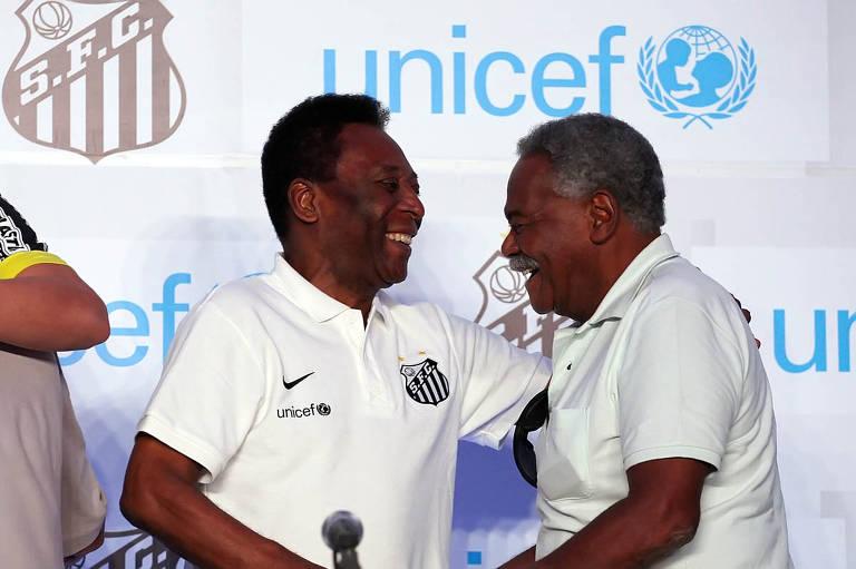 Parceiro de Pelé, Coutinho morreu nesta segunda-feira (11)