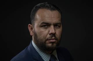 O deputado estadual Gil Diniz (PSL)