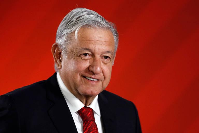 Com agenda nacionalista e atos midiáticos, presidente do México tem 80% de aprovação