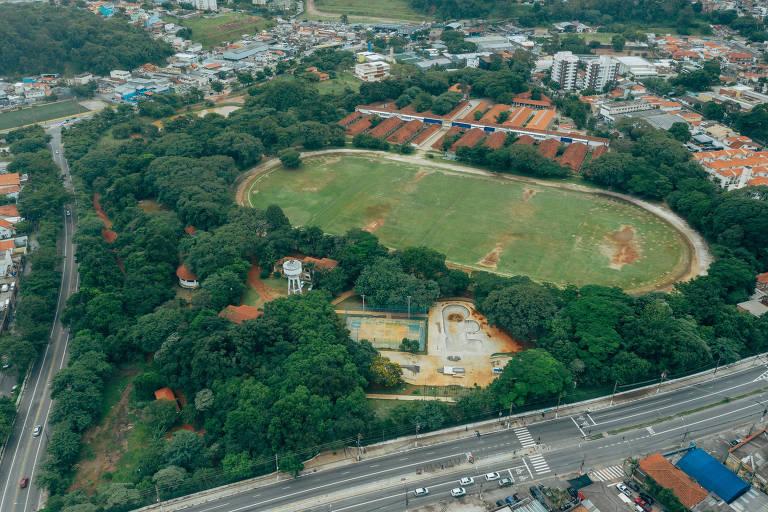 Parque Municipal Chácara do Jockey
