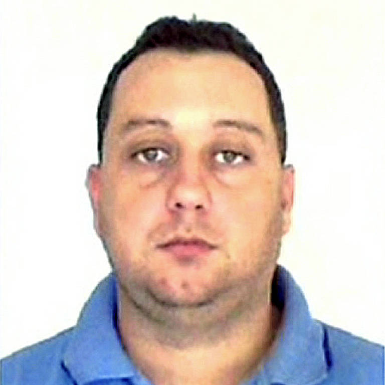 O ex-PM Élcio Vieira de Queiroz, de 46 anos, apontado como um dos ocupantes do carro que participou do assassinato de Marielle