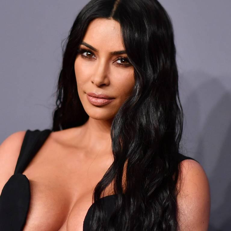 Kim Kardashian em Nova York