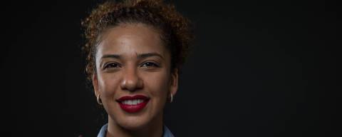 SÃO PAULO, SP, 27.02.2019 - A deputada estadual Mônica Seixa em retrato feito na Alesp (Assembleia Legislativa do Estado de São Paulo). (Foto: Bruno Santos/Folhapress) Produção Daniela Ribeiro