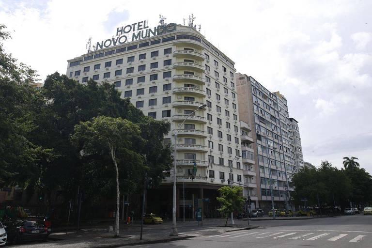 Hotel Novo Mundo, no Rio de Janeiro