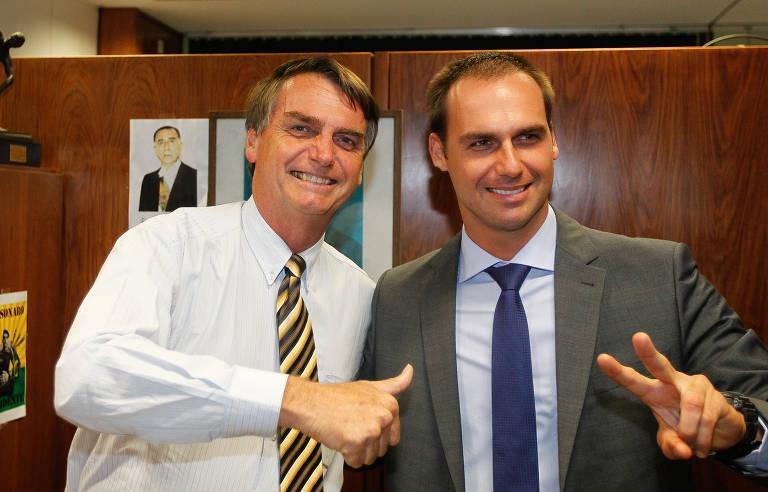 Este é Eduardo Bolsonaro (PSL-SP)