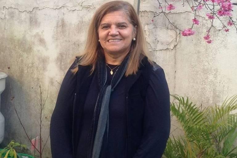 A coordenadora pedagógica Marilena Ferreira Umezo foi morta pelos atiradores em Suzano