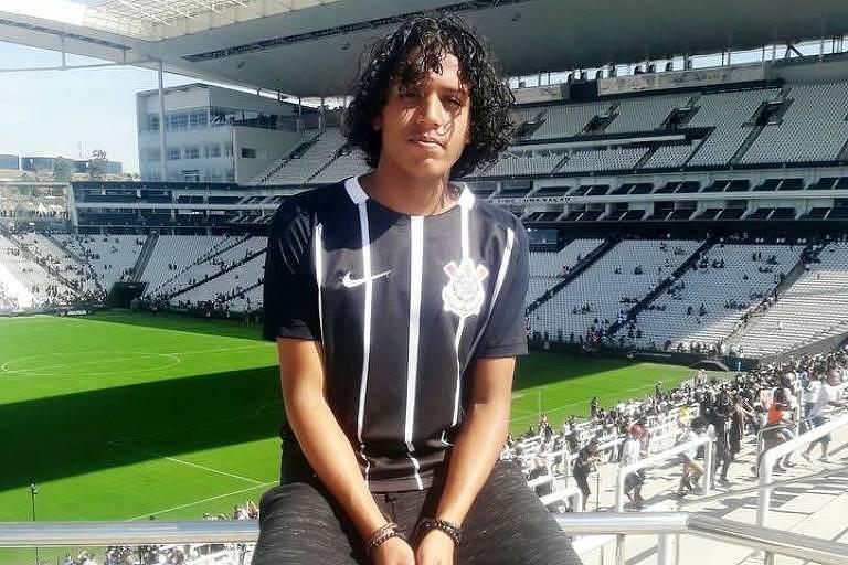 Douglas Murilo Celestino, umas das vítimas do massacre em Suzano
