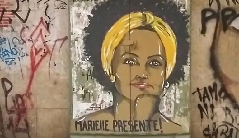 Homenagens a Marielle Franco
