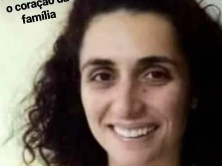 Eliana Regina de Oliveira Xavier, agente de organização escolar, uma das vítimas do ataque