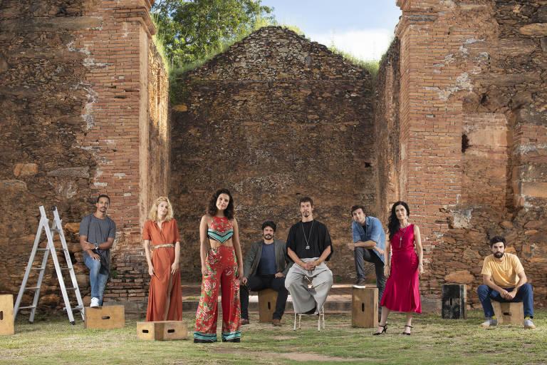 Resultado de imagem para o escolhido serie