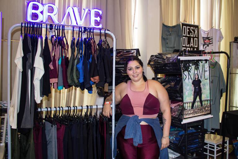 Feira celebra o corpo gordo com moda e arte