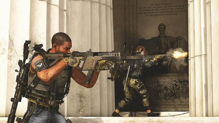 "Game ""Tom Clancy's The Division 2"""