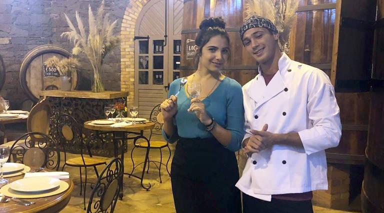 Cenas de 'Malhação - Vidas Brasileiras'
