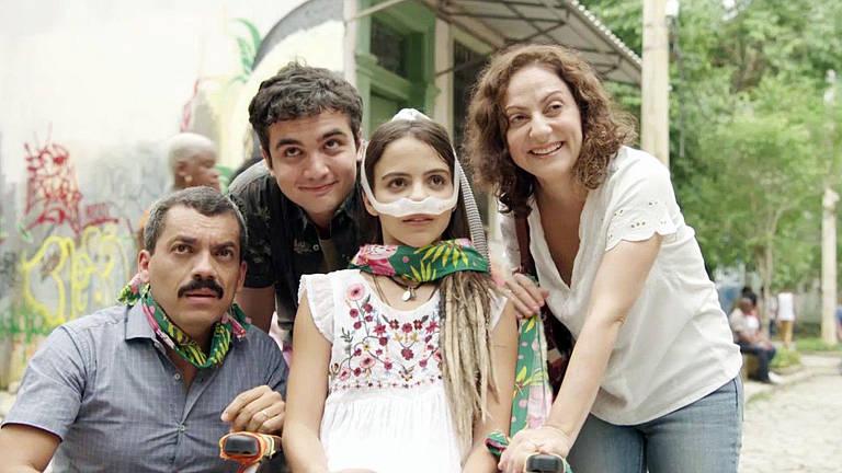 Pally Siqueira, como Amanda, personagem que tem ELA (Esclerose Lateral Amiotrófica) em 'Malhação'