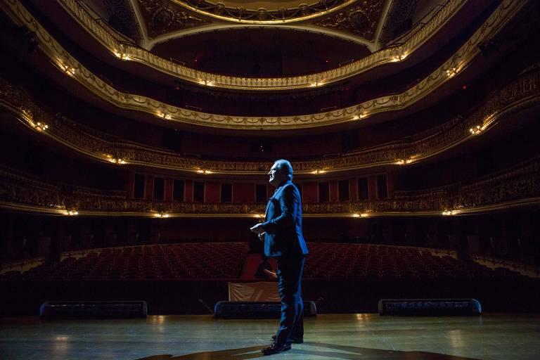 O maestro Roberto Minczuk