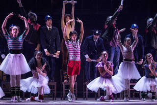 BILLY ELLIOT - DNG