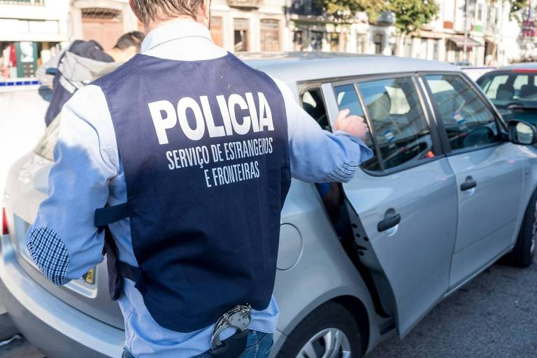 Serviço de Estrangeiros e Fronteiras prendeu dois empresários brasileiros em Leiria