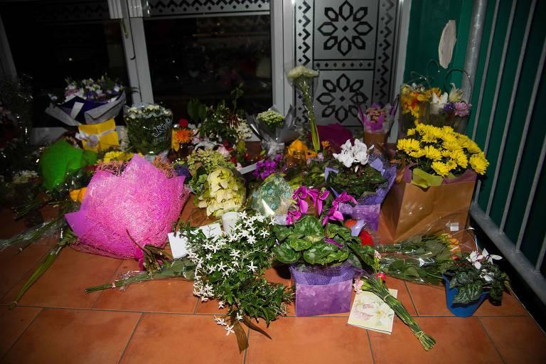 Homenagens às vítimas do atentado na Nova Zelândia