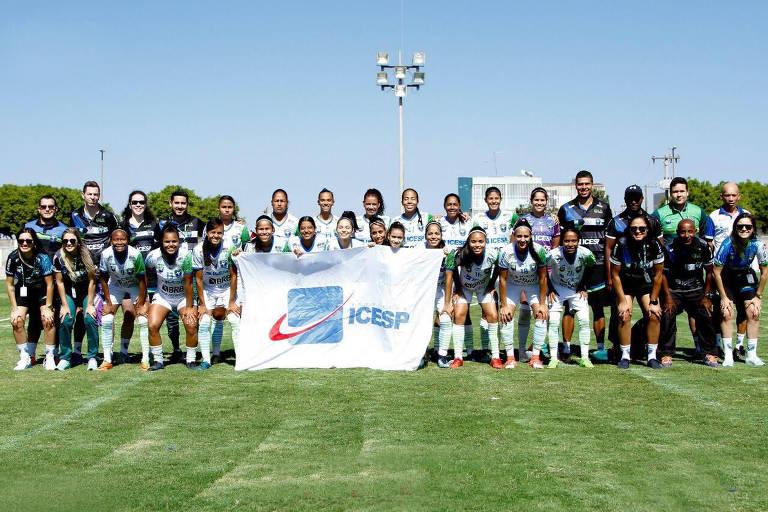 Times que disputam a Série A do Campeonato Brasileiro Feminino