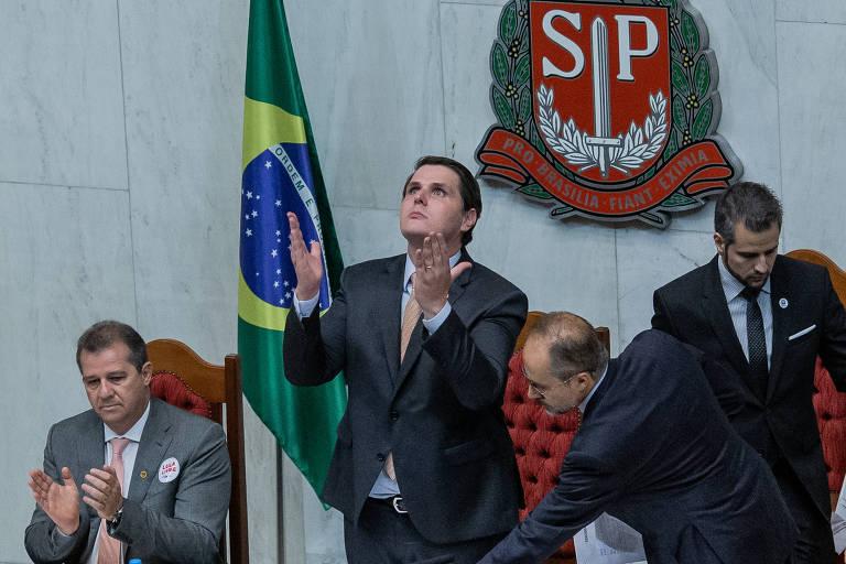 Eleição para presidência da Alesp