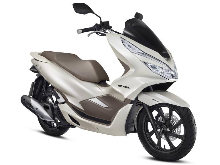 Honda lança nova geração da scooter PCX