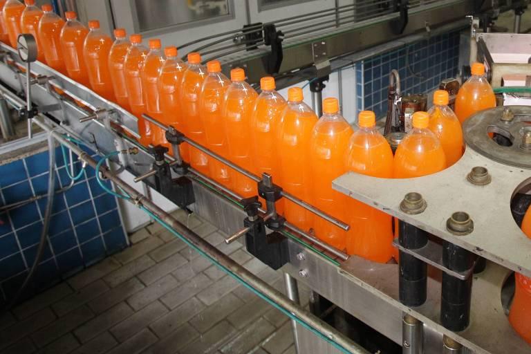 Fábrica de bebidas em Franca