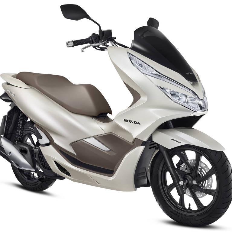 Nova geração de moto scooter da Honda evolui em conforto