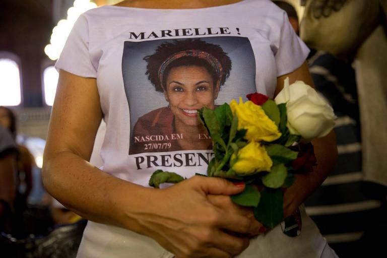 Grupos realizam atos em homenagem à Marielle Franco na Argentina