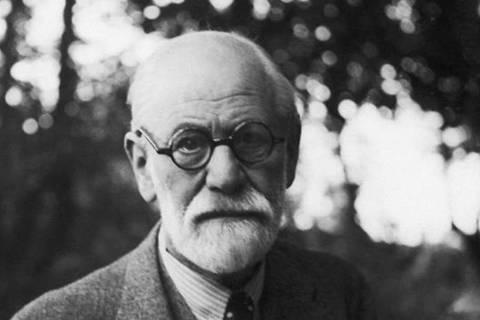 Sigmund Freud, de quem Reich foi um dos discípulos mais famosos