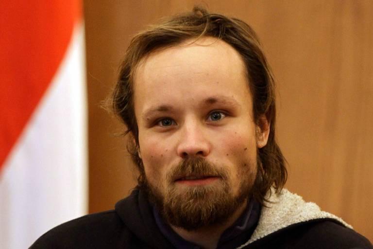 O jornalista alemão Billy Six, em imagem de 2013