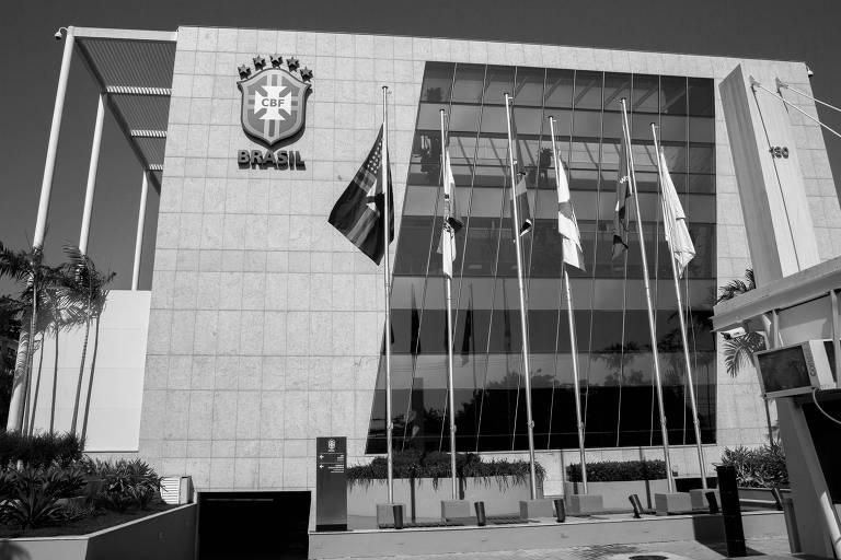 Folha antecipou vencedor de licitação da CBF