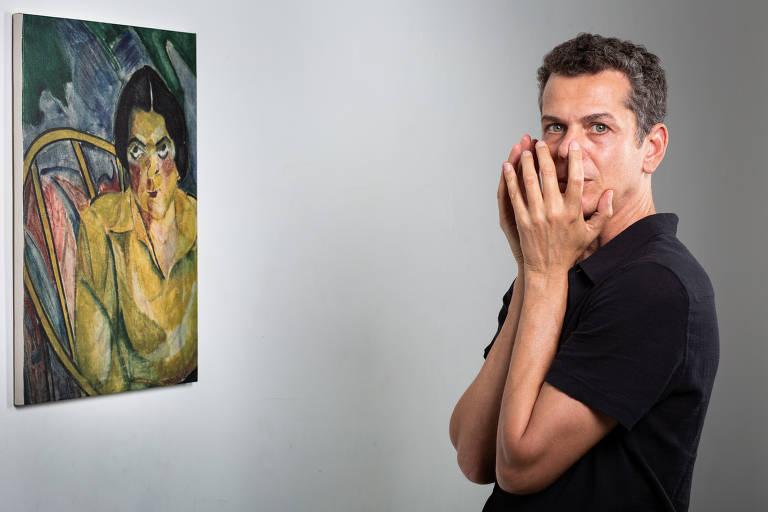 """6ª MITsp - Mostra Internacional de Teatro de São Paulo. Espetáculo """"A Boba"""", de Wagner Schwartz"""