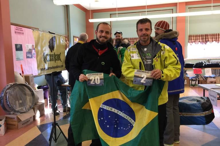 Brasileiros na Arrowhead 135