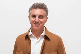 Luciano Huck no evento Prêmio Trip Transformadores