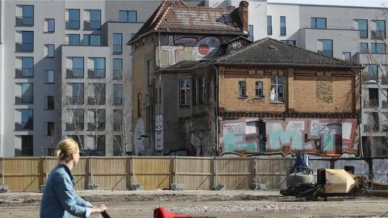 Berlim está passando por boom de construção