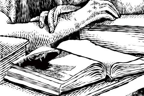 Ilustração Ilustrada Cammarota